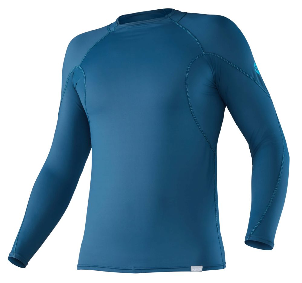 NRS Men's H2Core Rashguard L/S Shirt